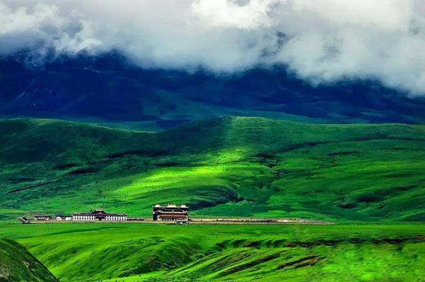 川藏线沿线经过哪些草原?