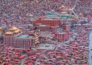 7月川藏拼车特色线:川藏北转南线含阿坝年保玉则色达13日游