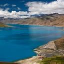 西藏羊湖美在哪?