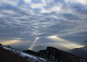 【冬游* 雅安四人同徒步登山2.5日游】观云海、看日落、日出、满天星