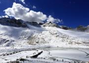 【端午佳节* 达古冰山休闲摄影2日游】最近的遥远  打卡最高海拔的咖啡厅