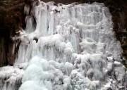 虎牙冰瀑在什么地方?