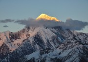 贡嘎雪山在哪里?