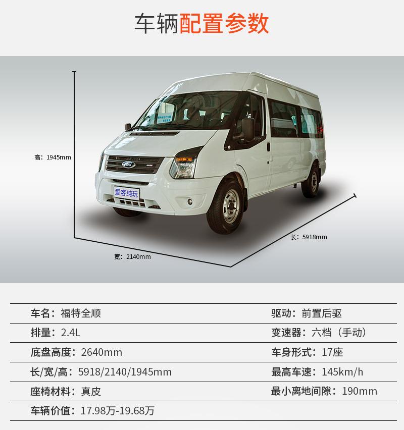 川藏线福特全顺商务车租车_01 (1)
