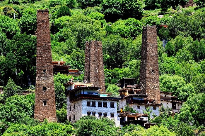 川西旅游:碉楼