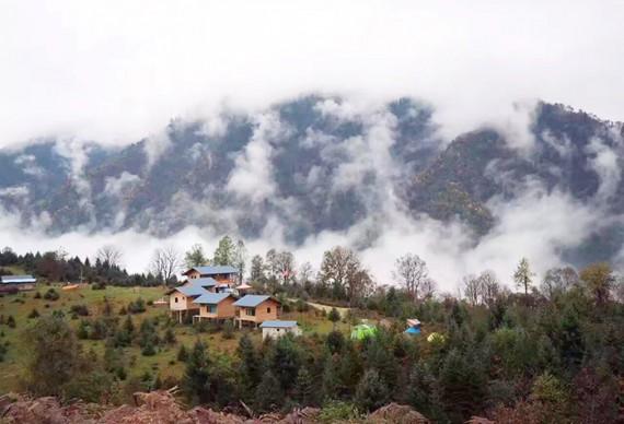 【若丁山休闲旅拍2日游】去神仙居住的地方  邂逅阿布与他的7号营地