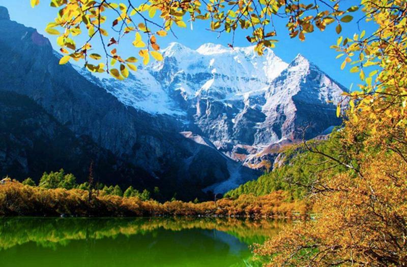 秋天的川藏线 (12)