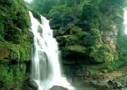 【邛崃天台山休闲徒步戏水1日游】山奇、石怪、水美、林幽