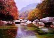 【巴中光雾山摄影2.5日游】光雾天下灵,红叶第一山,中国最美金秋