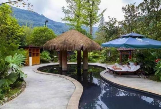 花水湾金陵温泉度假酒店
