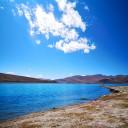神奇羊湖 娴静与美丽的化身