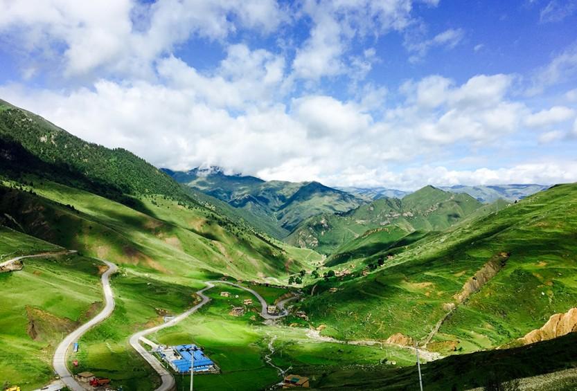 川藏北线沿途经过哪些地方?