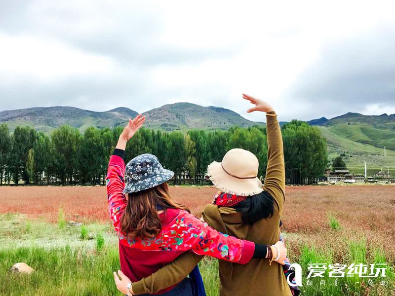 川藏线游客照片poss1