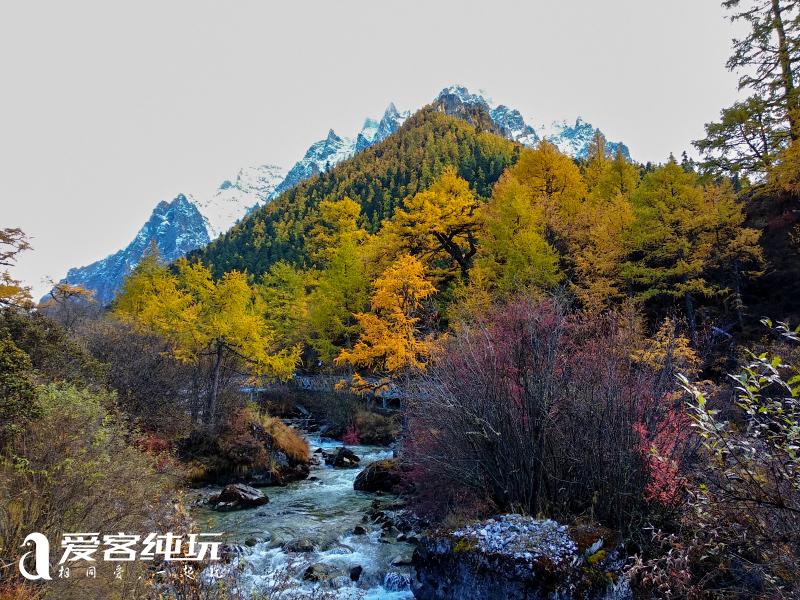 稻城亚丁景区1