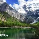 稻城亚丁四季景色和气候