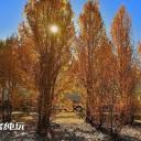 秋季稻城亚丁景色