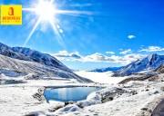 【冬游西藏】川藏南线经典11天游,越野车出游,感受冰雪盛宴,海螺沟-理塘-稻城亚丁-然乌湖-来古冰川(或米堆冰川)-鲁朗小镇-南迦巴瓦-林芝-巴松措-拉萨,含赠送羊湖1日游