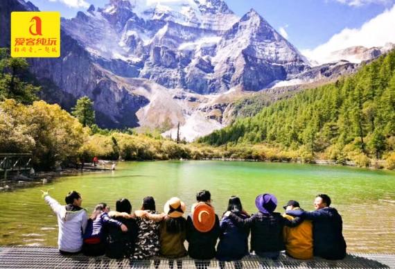 【全景稻亚】四姑娘山+甲居藏寨+稻城亚丁+海螺沟冰川深度7日游