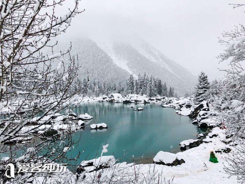 然乌湖-(5)