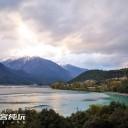 波密古乡湖 雪山环绕下一颗耀眼的明珠