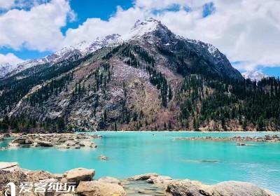 古乡湖和然乌湖谁更美?