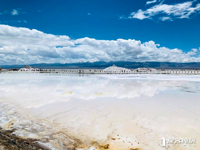 茶卡盐湖2
