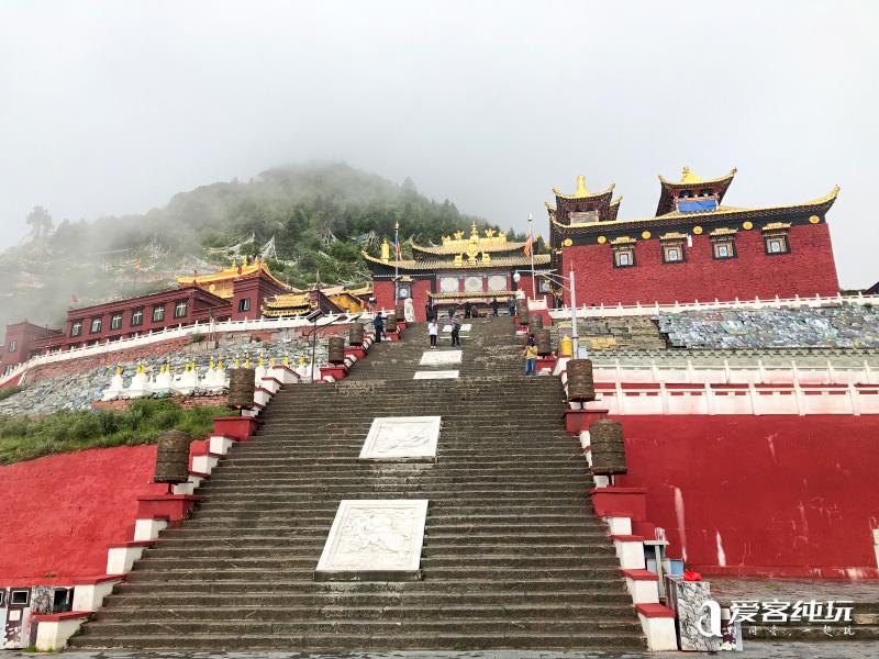 """金川观音寺,藏区""""第二拉萨""""""""第二普陀圣地""""之称的美誉"""