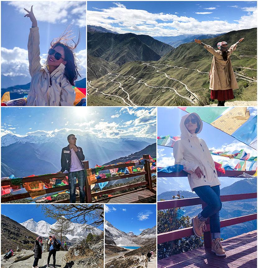 反走川藏线旅游