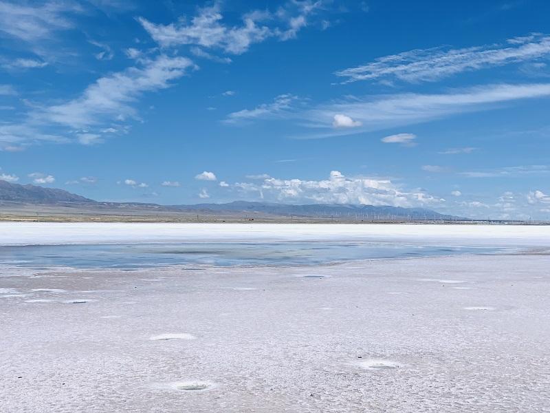茶卡盐湖 (6)