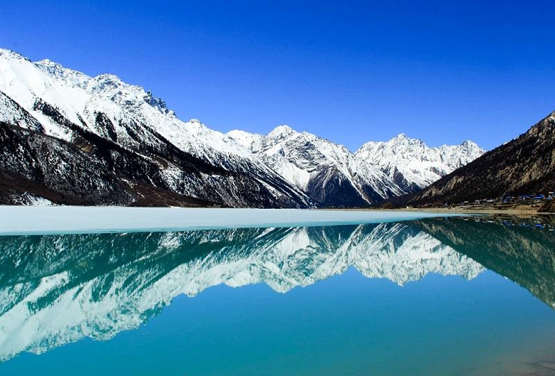 然乌湖-(3)
