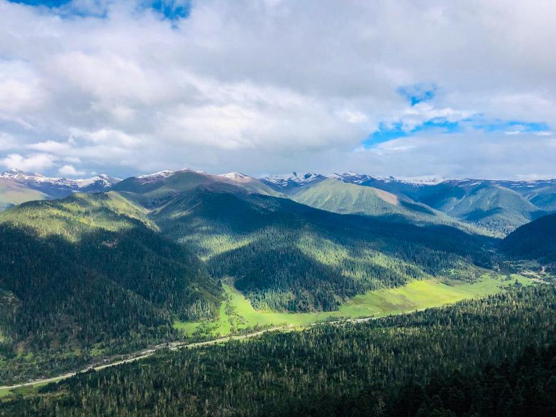 夏季川藏线自驾游哪些景点不容错过