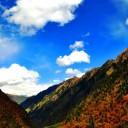 毕棚沟风景之美 是什么样子?