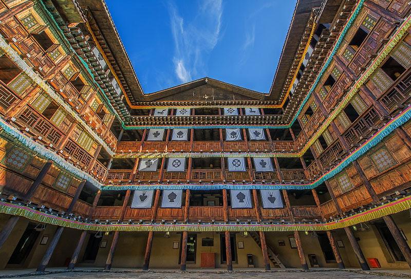 川藏北线旅游景点