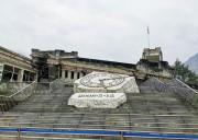 映秀地震遗址