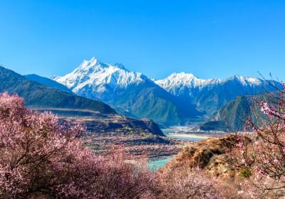 哪里看南迦巴瓦峰是最好的地方?