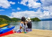 【泸沽湖休闲摄影4日游】探索神秘走婚  邂逅摩梭美女