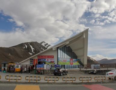 川藏线上的重要垭口---折多山