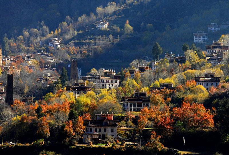丹巴藏寨 (9)