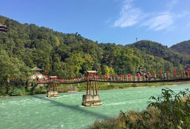 317川藏北线沿途经过哪些城镇?