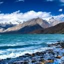白沙湖海拔多少米?