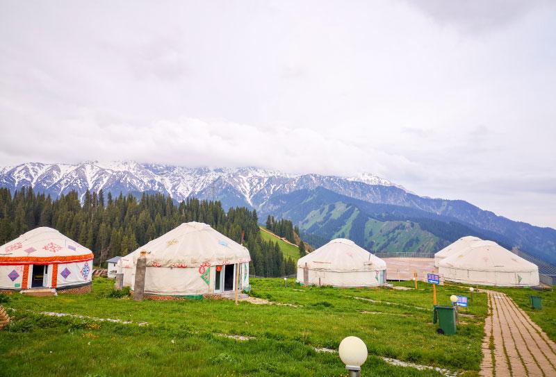 新疆北疆景点
