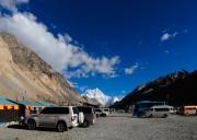 拉萨到珠峰大本营有多少公里?