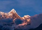南迦巴瓦峰在哪里,什么地方?