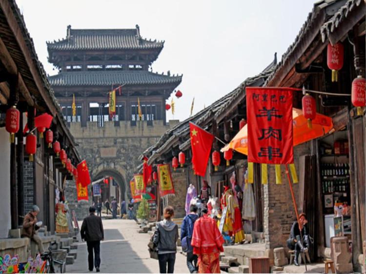 四川昭化古城民俗文化