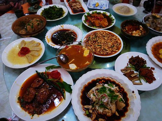 剑门关豆腐宴
