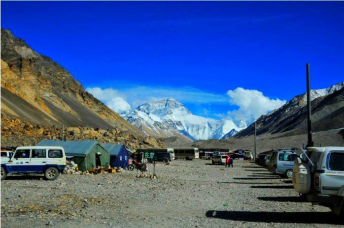 珠峰大本营住宿条件
