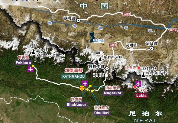 拉萨到珠峰大本营需要几天时间?