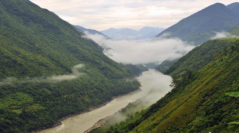 雅鲁藏布江之旅