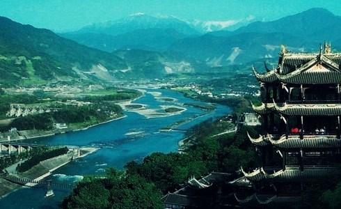 都江堰交通景点介绍