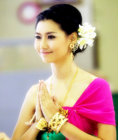 泰国美女服饰